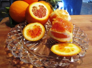 Valencia oranges are great for eating fresh or juicing