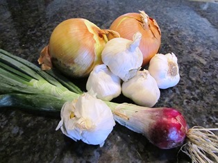 Garlic and onions have been used for over a millennium in health remedies