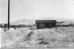 Henny Penny Farmette house in 1953
