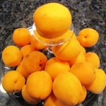 Apricots are plentiful this time of year and easy to dry for snacking when the season is over