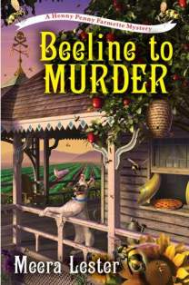 The first in the Henny Farmette series of cozy mysteries (Kensington Publishing Sept. 29, 2015)