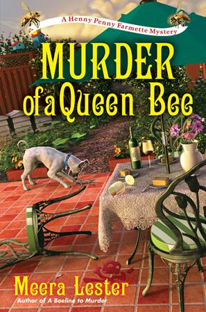 The second cozy  mystery in the Henny Penny Farmette series, available Sept. 29, 2016