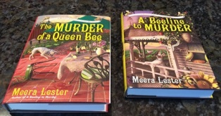 The first two novels in the Henny Penny Farmette series from Kensington Publishing.