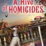 The third novel in the Henny Penny Farmette series is due out in September 2017